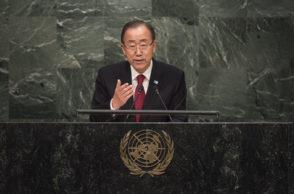Ban Ki-moon - UN Photo Cia Pak