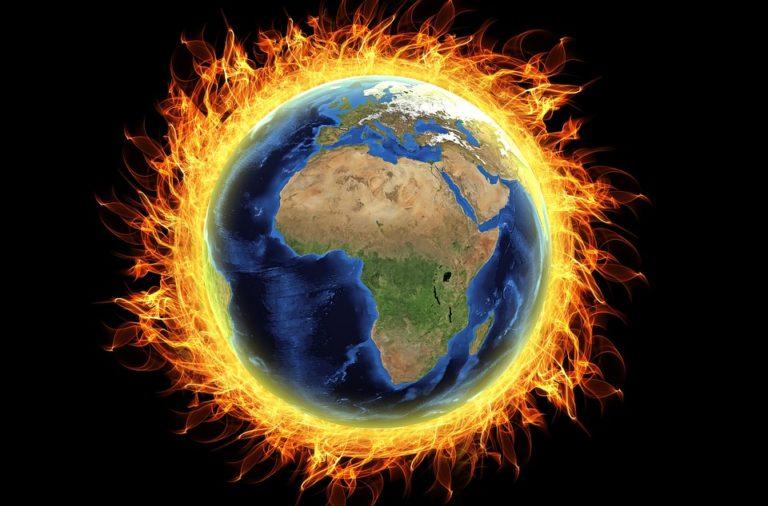 Greenpeace: Svet dobesedno gori, vlada se dela, kot da je vse normalno.