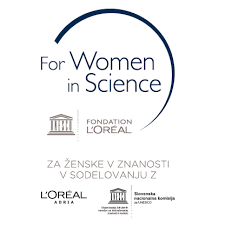 L'Oreal-UNESCO »Za ženske v znanosti«